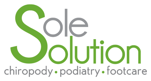 Sole Solution footcare logo